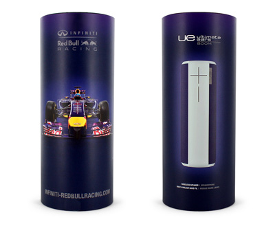 UE BOOM Red Bull Edition